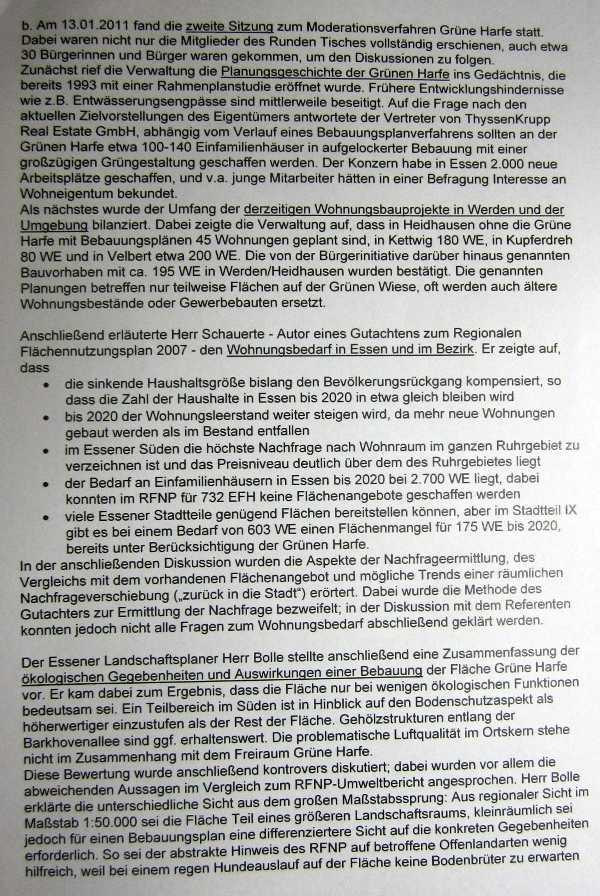 17.3.2011 Grüne Harfe Empfehlungen S.3