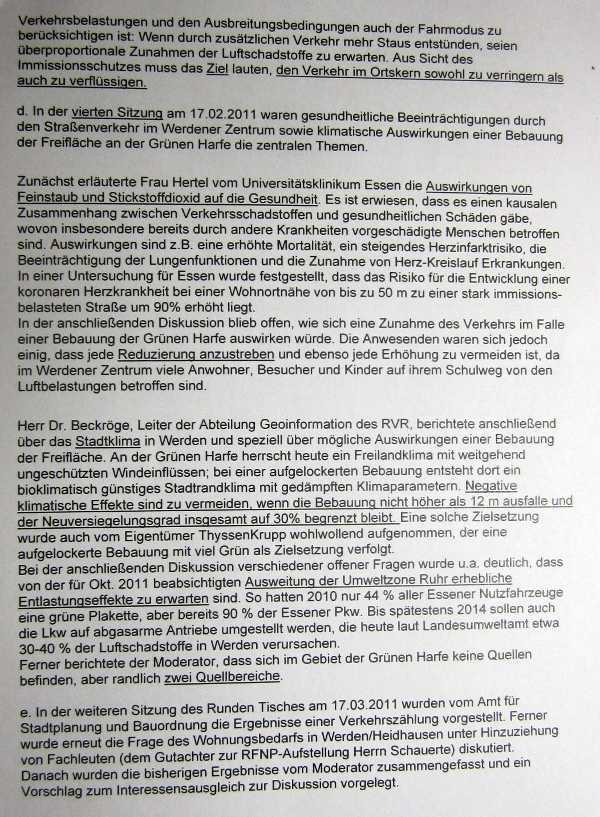 17.3.2011 Grüne Harfe Empfehlungen S.5