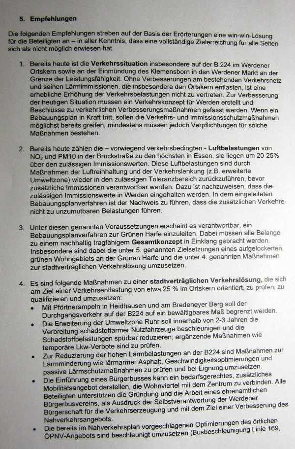 17.3.2011 Grüne Harfe Empfehlungen S.8