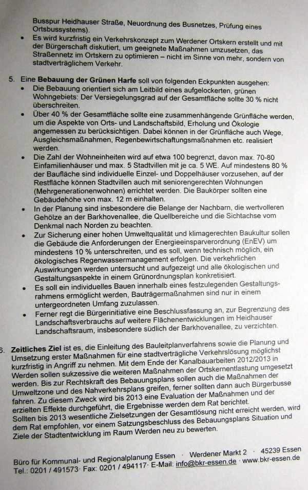 17.3.2011 Grüne Harfe Empfehlungen S.9