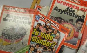 Eine Auswahl von Spiegel-Titelblättern